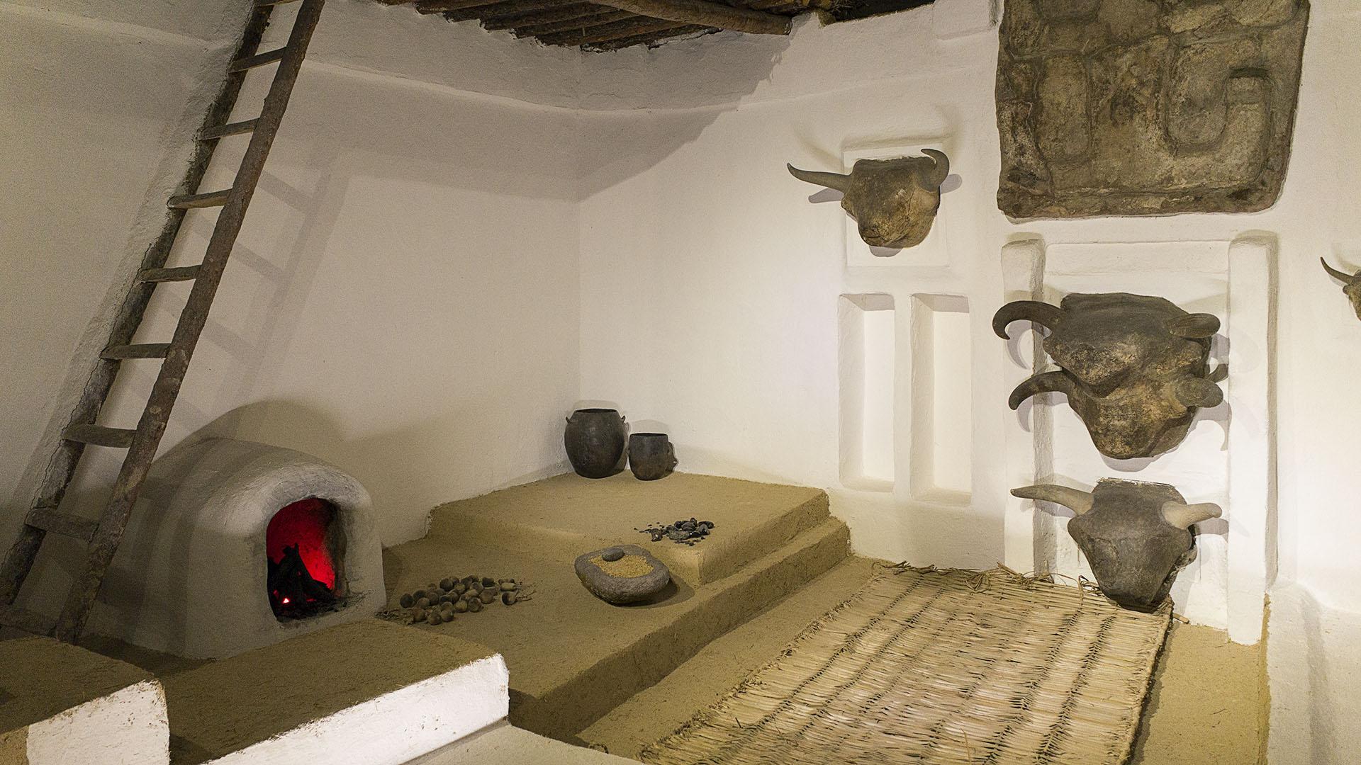 La casa neolítica