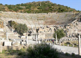 El teatro de Éfeso