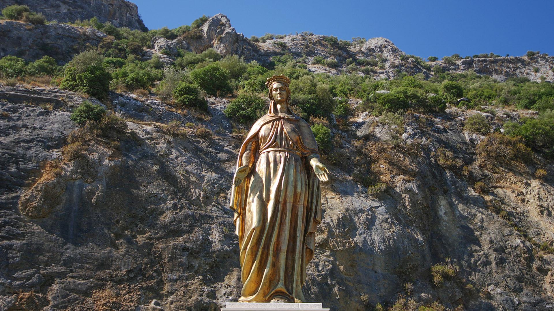 La virgen de Éfeso