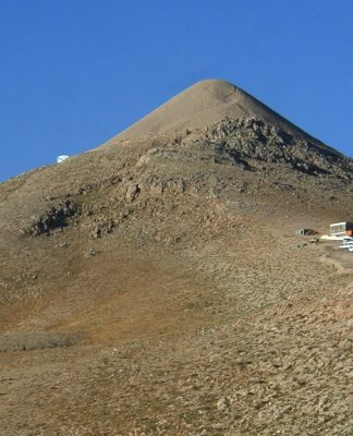 El túmulo de Nemrut