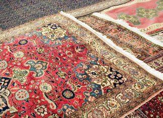 alfombra turca